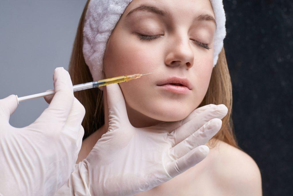 美容クリニックでの注入系治療